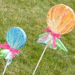 giant lollipop decorations
