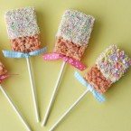 spring rice kripies pops