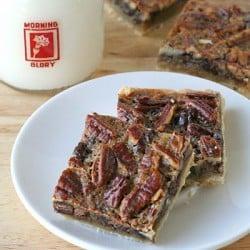 ... pecan pie bars recipe i love pie in fact it may be my favorite