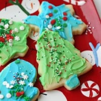 Kids sugar cookies