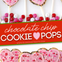 chocolate chip cookie pops valentines day GT Diagonal Pin