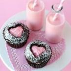Heart cupcakes sq.