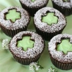St Patricks Day Cupcakes sq