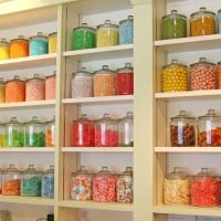 Miette, San Francisco - The cutest candy shop ever!