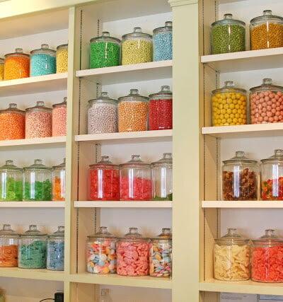 Miette, San Francisco - The cutest candy shop ever!