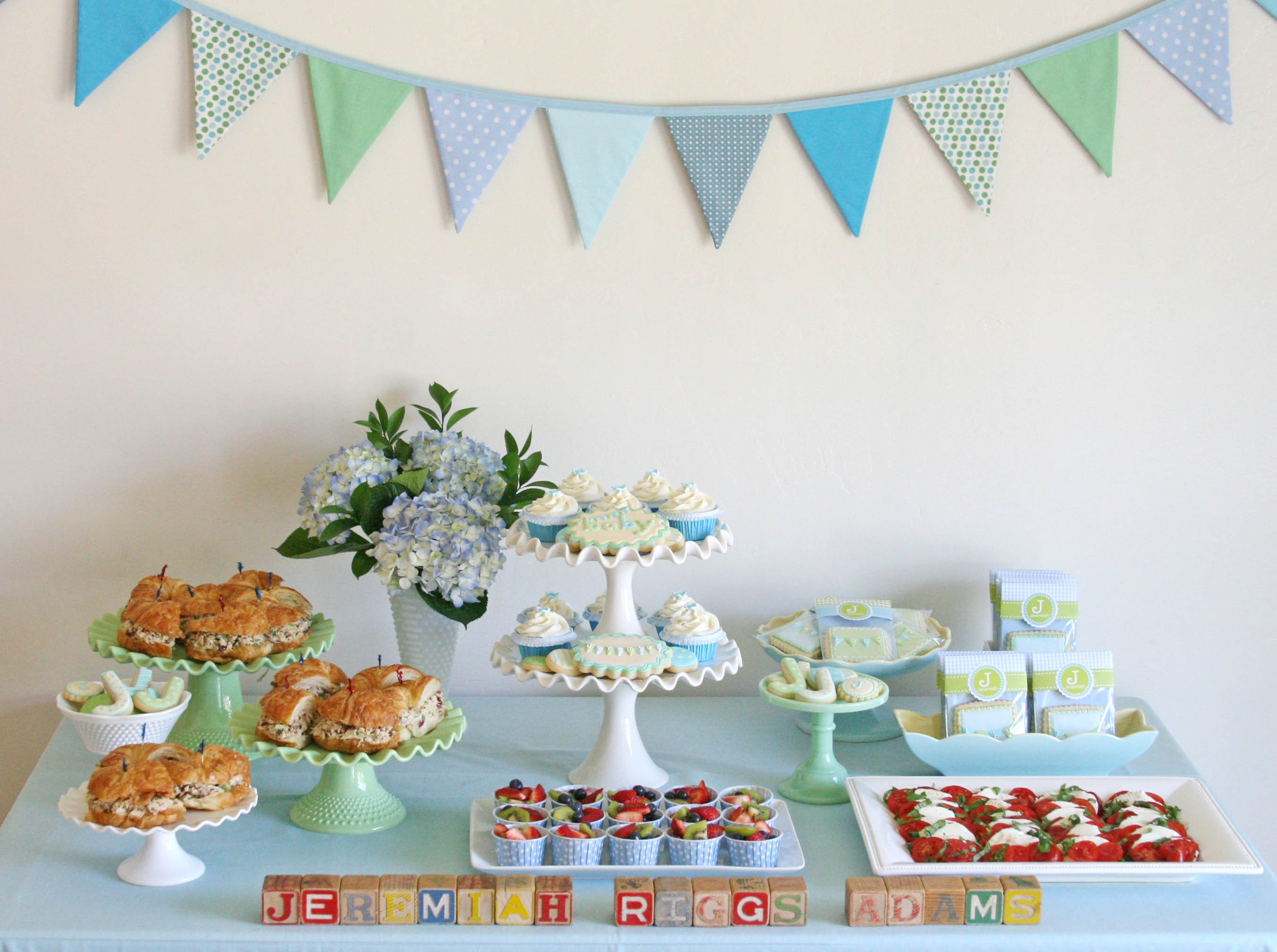 Vintage Baby Shower Decoration Vintage Bunting Baby Shower Glorious Treats