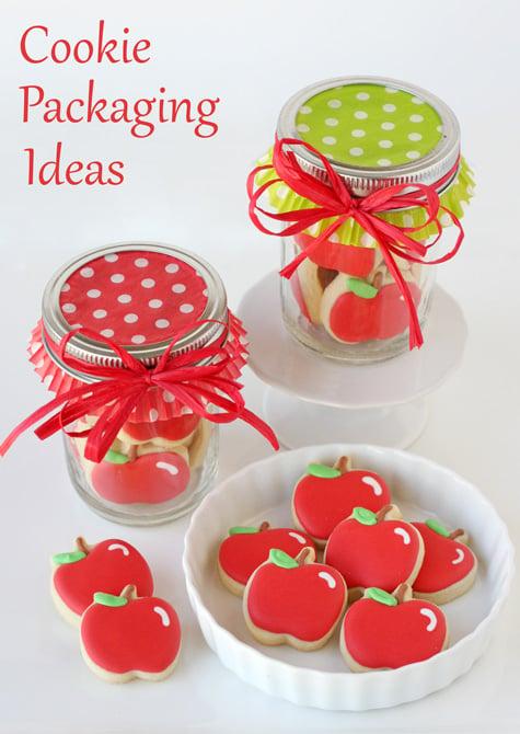 cookies packaging idea