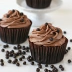 Chocolate Kahlua Cupcakes