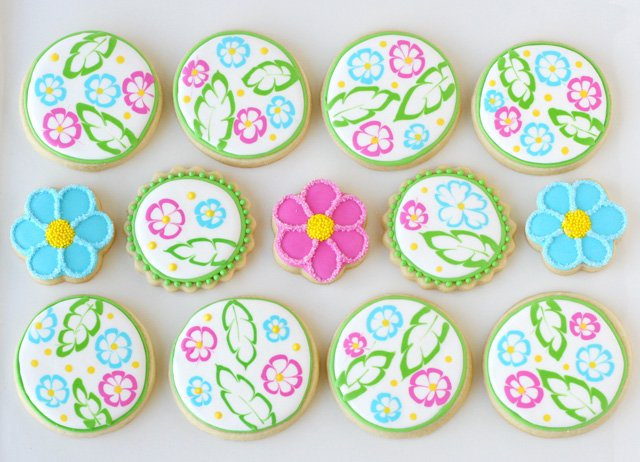 Fall Sugar Cookie Decorating Ideas