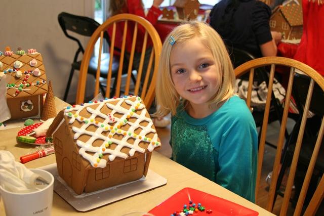 Simple Gingerbread House Ideas