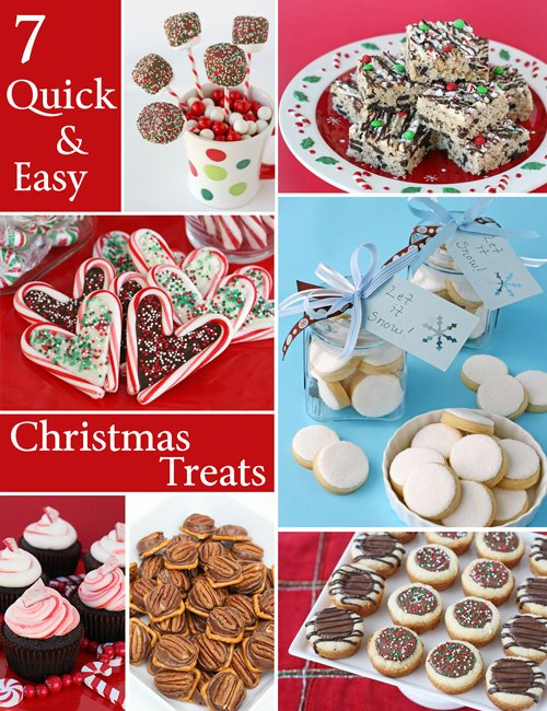Easy Christmas Treats.Quick And Easy Christmas Treats Glorious Treats