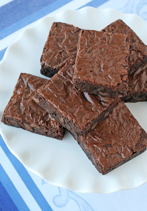 Make The Perfect Brownies