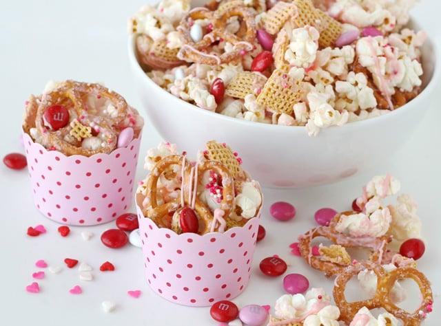 valentine's snack mix – glorious treats, Ideas