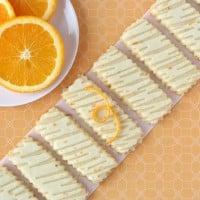Orange Zest Sugar Cookies