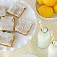 Lemon-Coconut-Squares