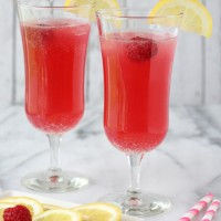 Sparkling Party Punch - glorioustreats.com
