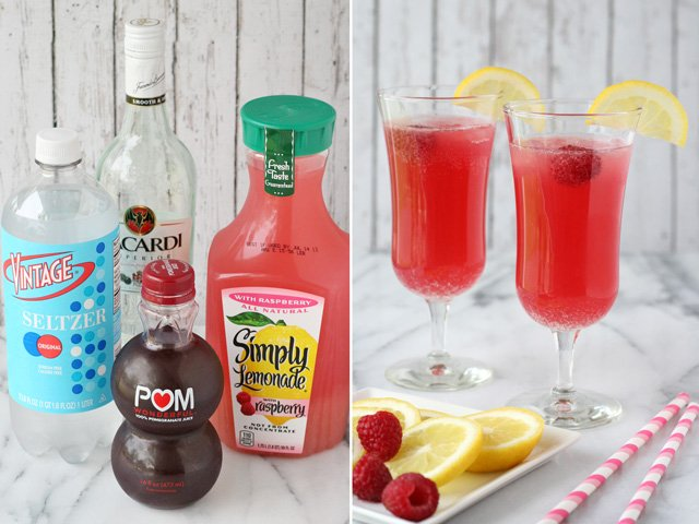 Party Punch Recipe - glorioustreats.com