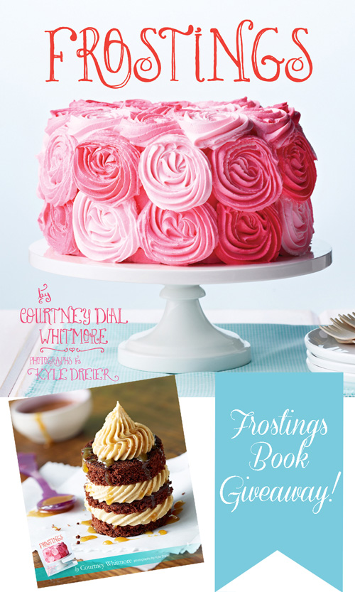 Frostings Book Giveaway