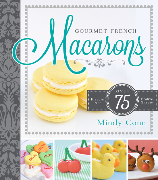 Gourmet French Macarons Book Giveaway - on glorioustreats.com