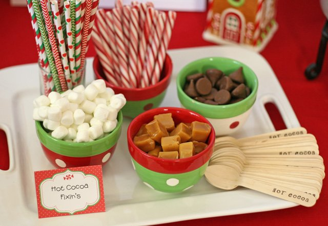 Hot Cocoa Toppings (for a Hot Cocoa Bar) - glorioustreats.com