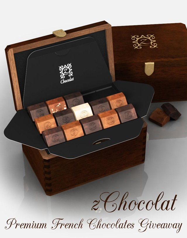French Chocolate Giveaway - glorioustreats.com