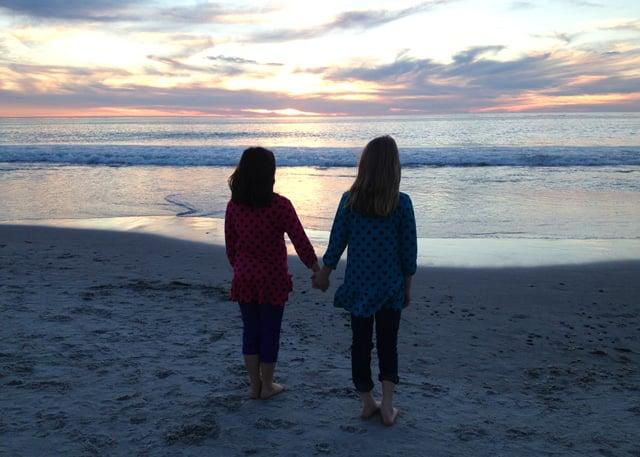 Beach Sunset - Camel, California