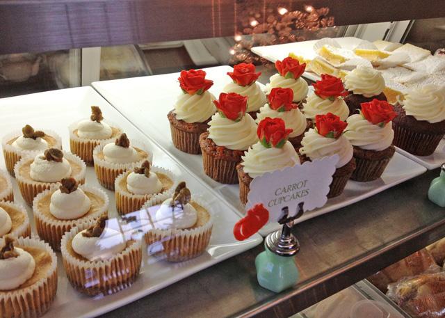 Pastries and Petals Bakery - Camel, California