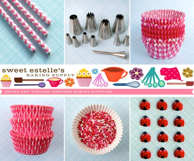 Baking Supplies Giveaway!  - glorioustreats.com
