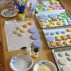 Cookie Decorating - glorioustreats.com