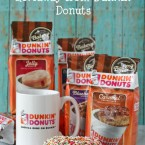 Dunkin' Donuts Coffee & Cash Giveaway! - enter on glorioustreats.com