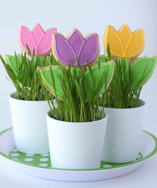 Tulip Cookies - glorioustreats.com