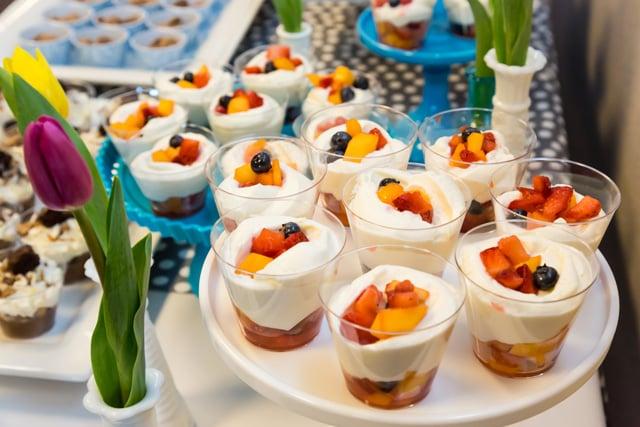 Glorious Layered Desserts Party - Mini Desserts