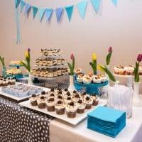 Glorious Layered Desserts - Dessert Table