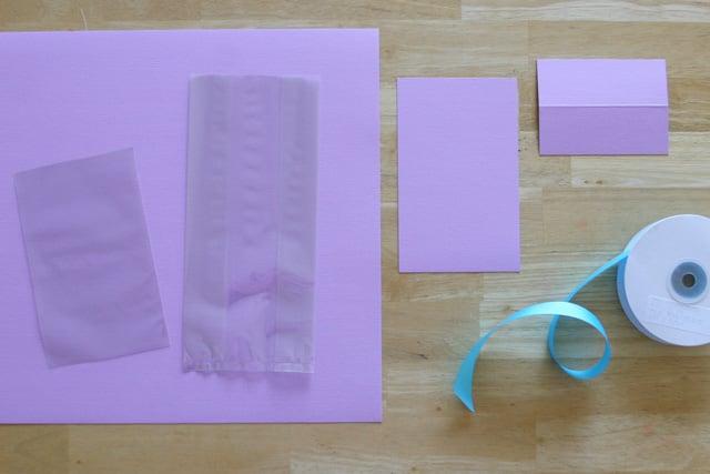 Pretty Cookie Packaging - Step by Step tutorial, via GloriousTreats.com