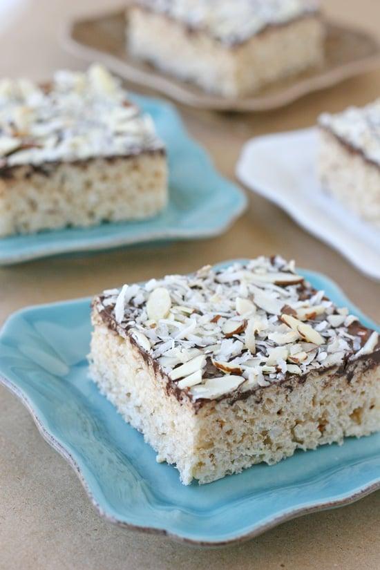 Almond Joy Krispie Treats - Simply amazing!!
