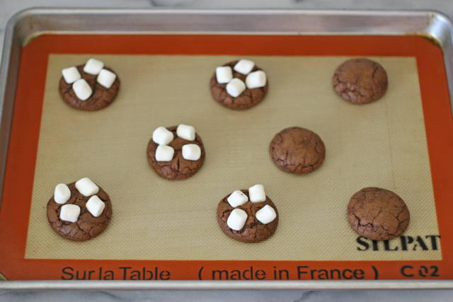 cookie recipe two peas their mini rocky road cookies rocky road cookie ...