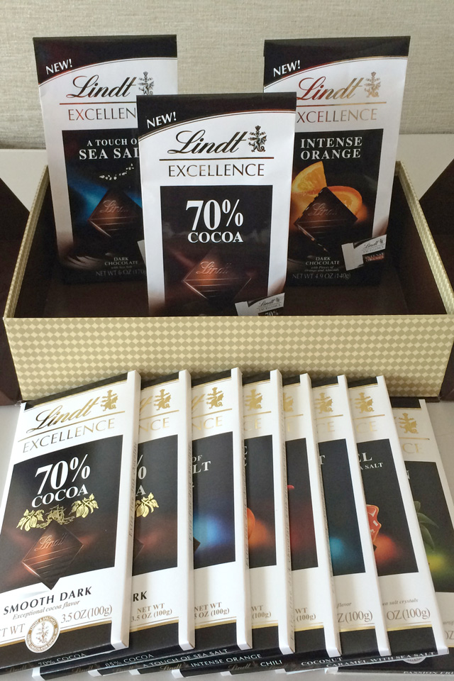 Lindt Chocolate Giveaway