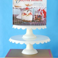 Cake Stand & Cookbook Giveaway!