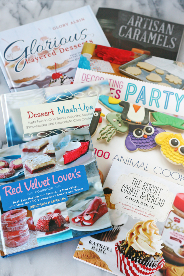 Best New Dessert Cookbooks of 2014