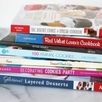 Favorite New Dessert Cookbooks {Giveaway!}
