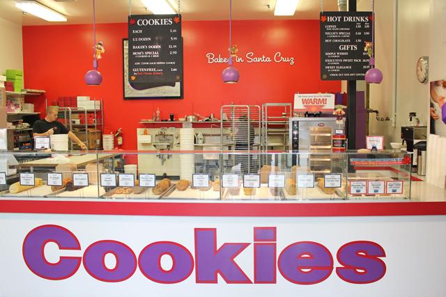 Pacific Cookie Company, Santa Cruz, CA