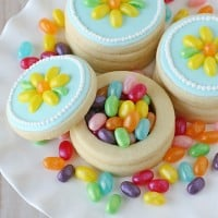 jelly belly cookie boxes - Cookie Decorating