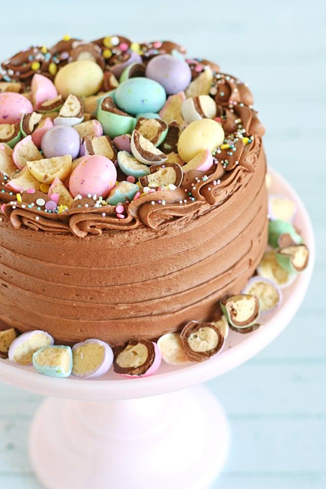 Chocolate Malt Cake Glorious Treats