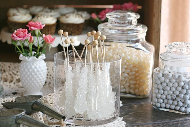 Beautiful candy table ideas for any party!