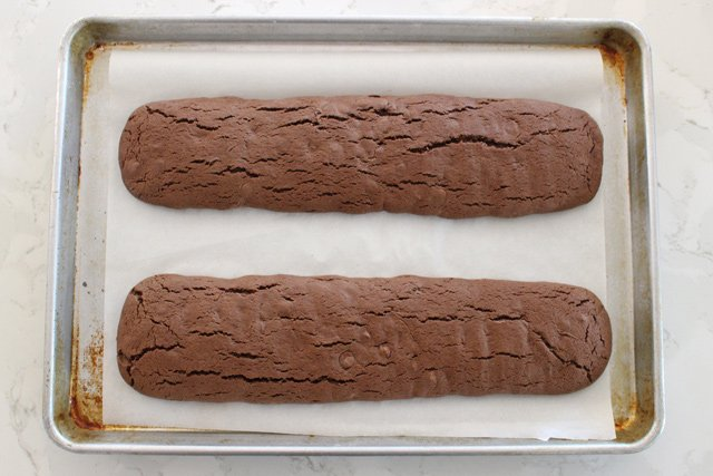 How to make delicious Chocolate Biscotti