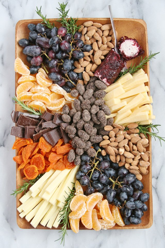 How to Build a Beautiful Appetizer Platter - Glorious Treats