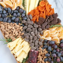 How to create a beautiful appetizer platter!