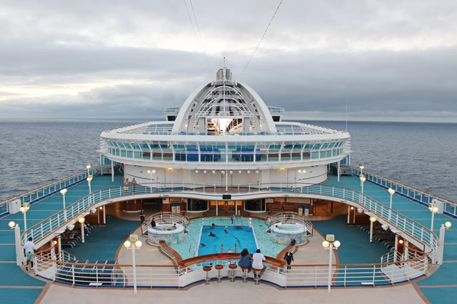Mexican Riviera Cruise- Fall in love with the sea, sun and ship