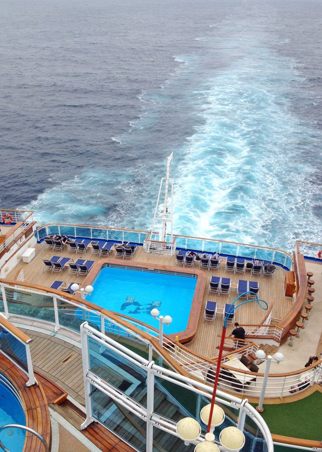 Fall in love with the sea on a Princess Cruise!