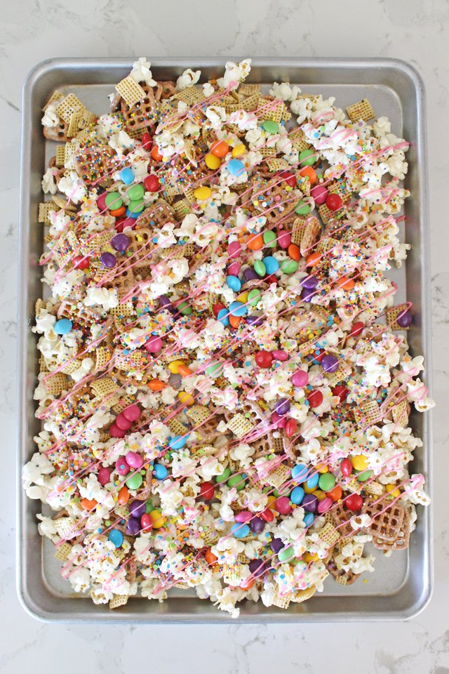 Simply the PERFECT Party Snack Mix!